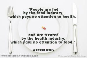 Food Industry quote