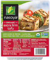Pic of tofu in packet
